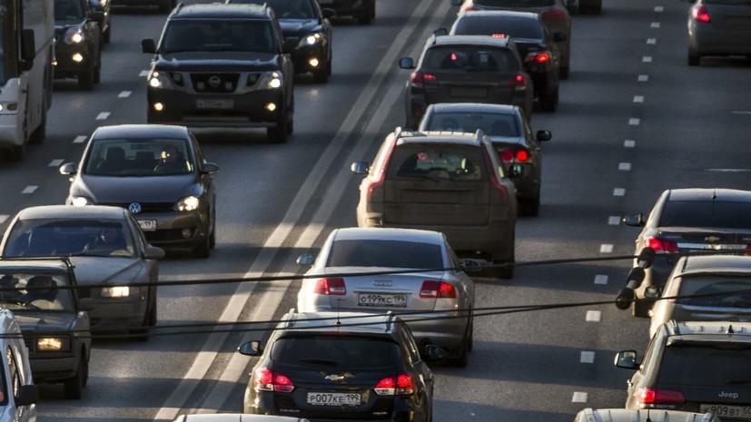 Улицу Электродную на востоке Москвы сделали двусторонней