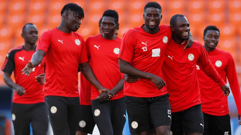 Эксперт прокомментировал игру сборной Сенегала на ЧМ-2018