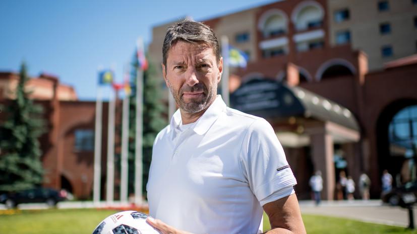 Глава Adidas Рорштед прокомментировал уровень организации ЧМ-2018 по футболу в России