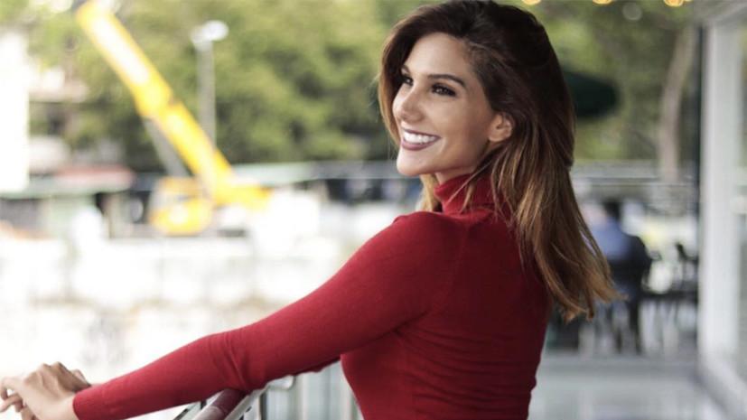 «Мисс Панама — 2017» рассказала о своих впечатлениях от России на ЧМ по футболу