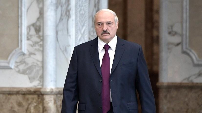 Эксперт оценил слова Лукашенко о вероятности вхождения Белоруссии в состав другого государства