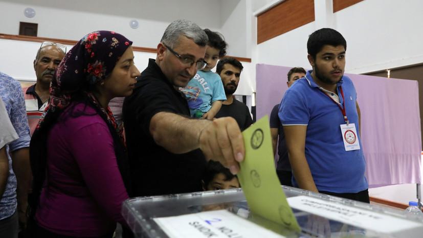 Лидер турецкой оппозиционной партии заявил о возможных нарушениях на выборах