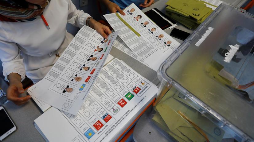 В Турции начали расследование против десяти иностранцев из-за вмешательства в выборы