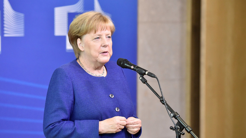 Меркель заявила об отсутствии в ЕС единого решения по миграции