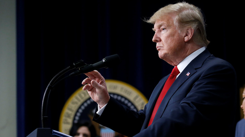 Трамп призвал без суда депортировать из США всех нелегальных мигрантов