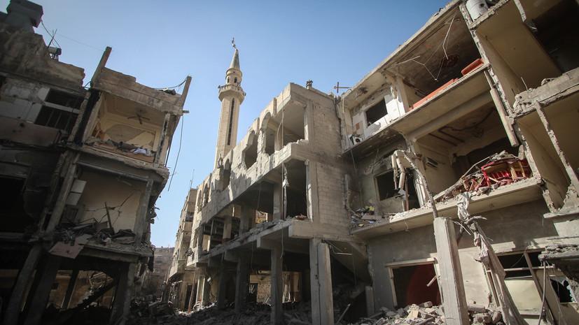 В Госдуме прокомментировали слова Асада об участии Запада в восстановлении Сирии