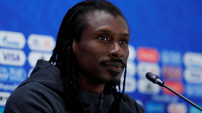 Сиссе объяснил, почему сборная Сенегала не смогла обыграть Японию в матче ЧМ-2018