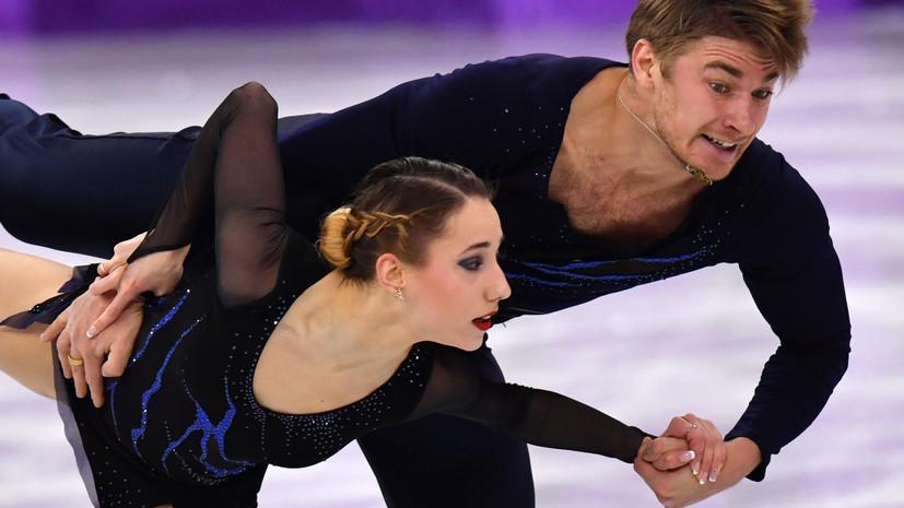 Участвовавшая в Олимпиаде-2018 российская фигуристка Астахова завершила карьеру