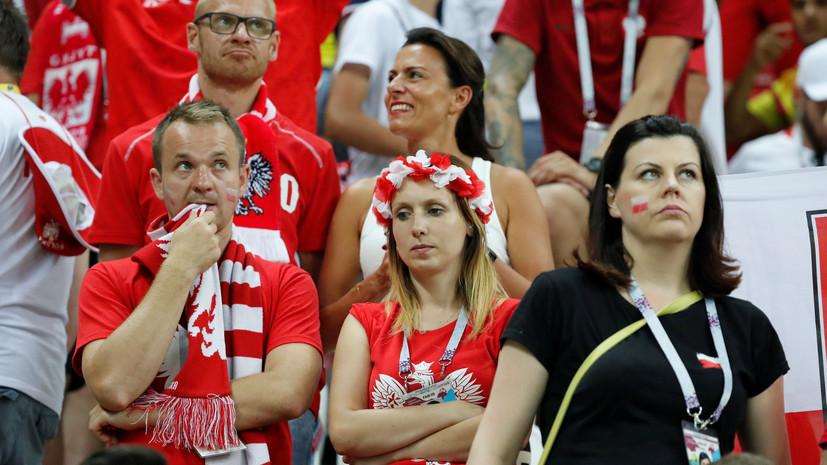 Голкипер сборной Польши Щенсны назвал фантастической атмосферу на ЧМ-2018