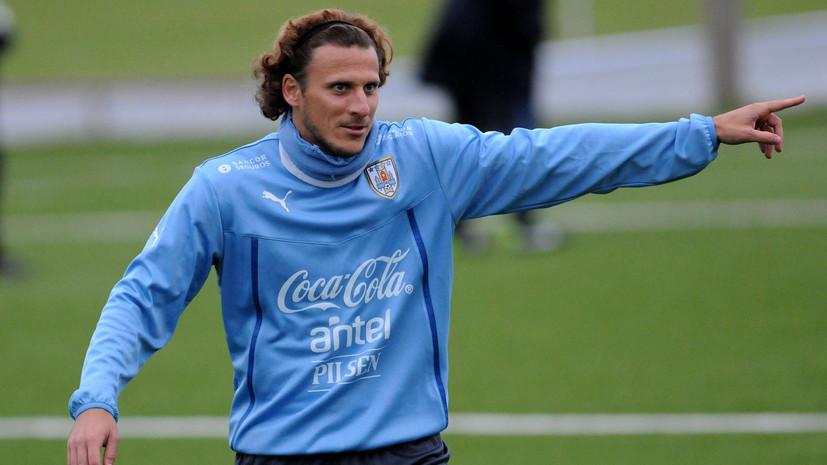 Форлан заявил, что Уругваю будет непросто играть с Россией на ЧМ-2018