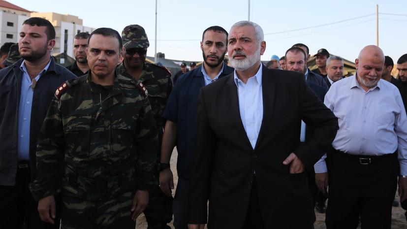 Делегация ХАМАС посетит Москву 25 июня