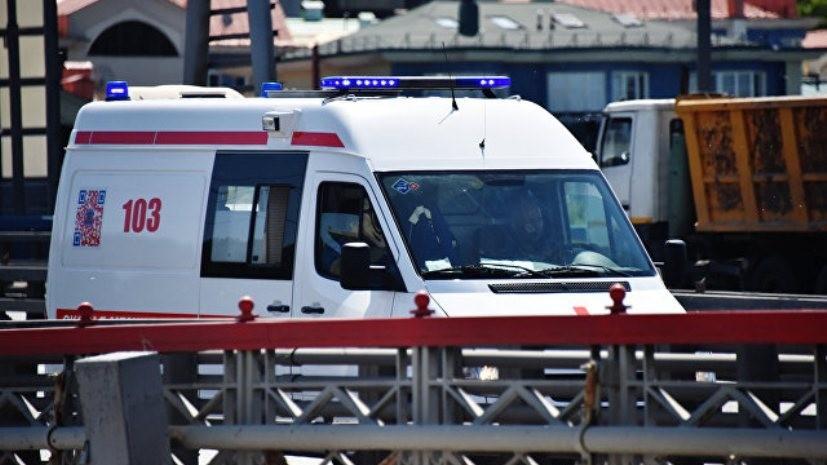 Источник: два человека пострадали при стрельбе в колледже в Ингушетии