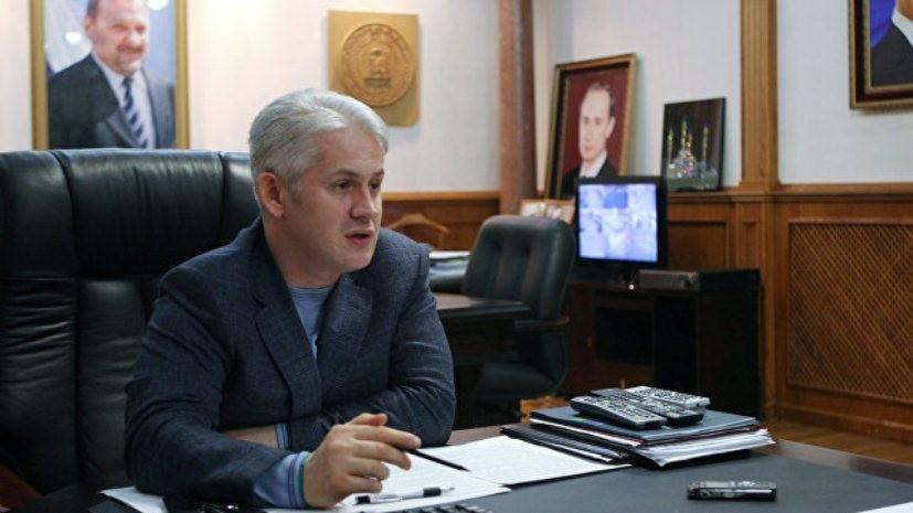 Парламент Чечни утвердил кандидатуру мэра Грозного на пост главы правительства республики