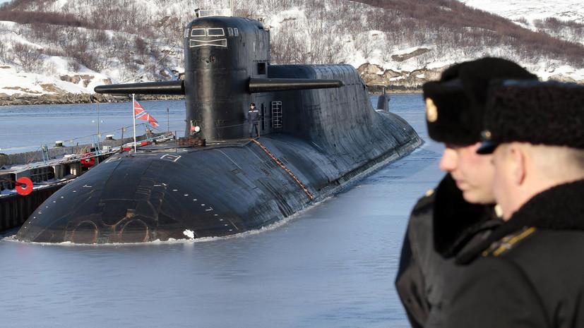 В России пересматривают идею создания сверхмощной ядерной торпеды