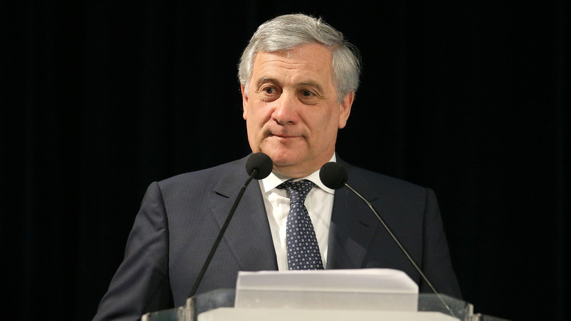 Глава ЕП оценил закрытие средиземноморского маршрута миграции в €6 млрд