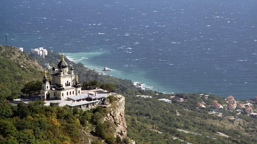 В Госдуму внесён проект о Дне принятия Крыма в состав Российской империи