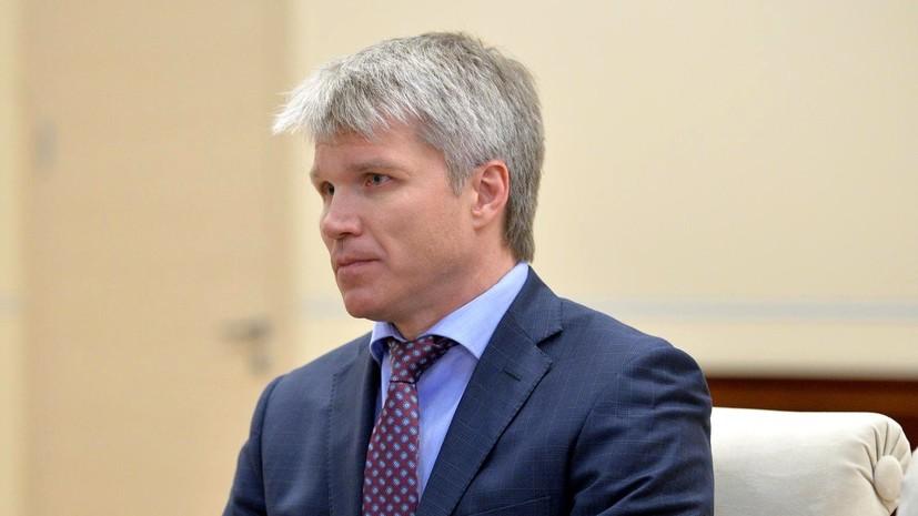 Министерства спорта России и Уругвая продлят договор о сотрудничестве после ЧМ-2018