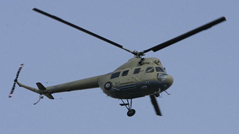 МАК сформировал комиссию по расследованию крушения вертолёта в ХМАО