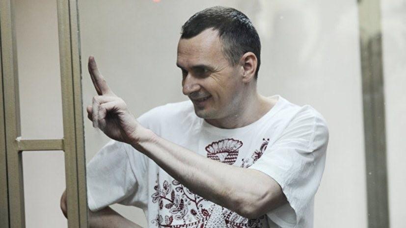 Адвокат: Сущенко призвал Сенцова отказаться от голодовки