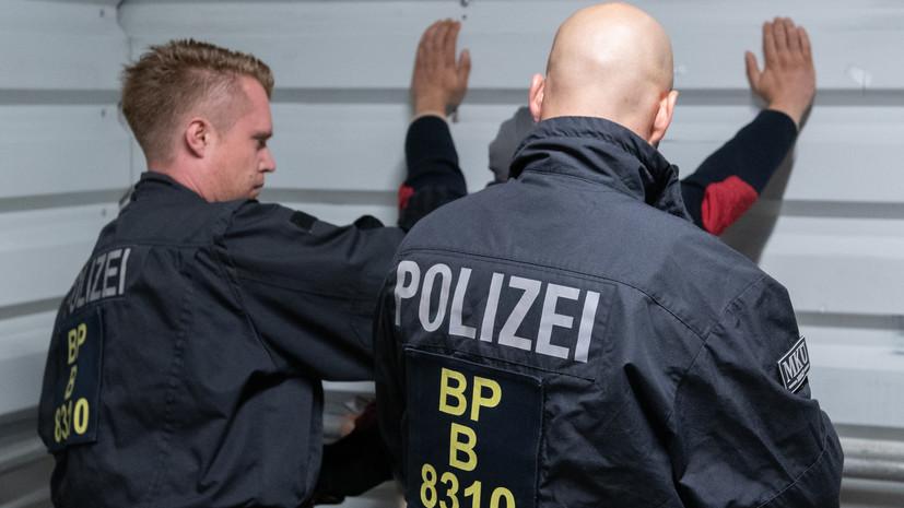 СМИ: Бывший охранник бен Ладена задержан в Германии