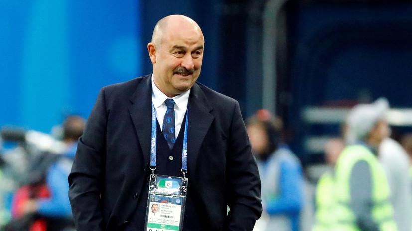 Черчесов считает, что сборная России сама виновата в поражении от Уругвая