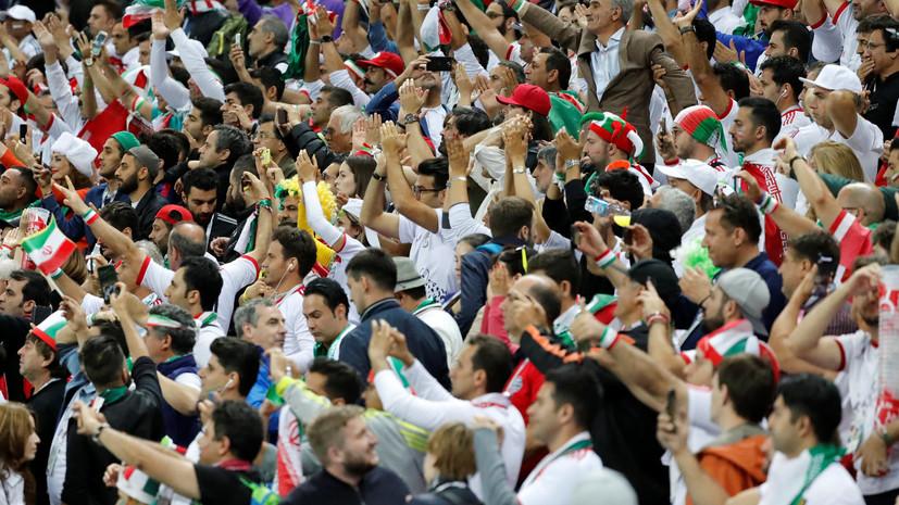 Иранцы против Роналду и пицца с портретом Дзюбы: околоспортивные события 12-го дня ЧМ-2018