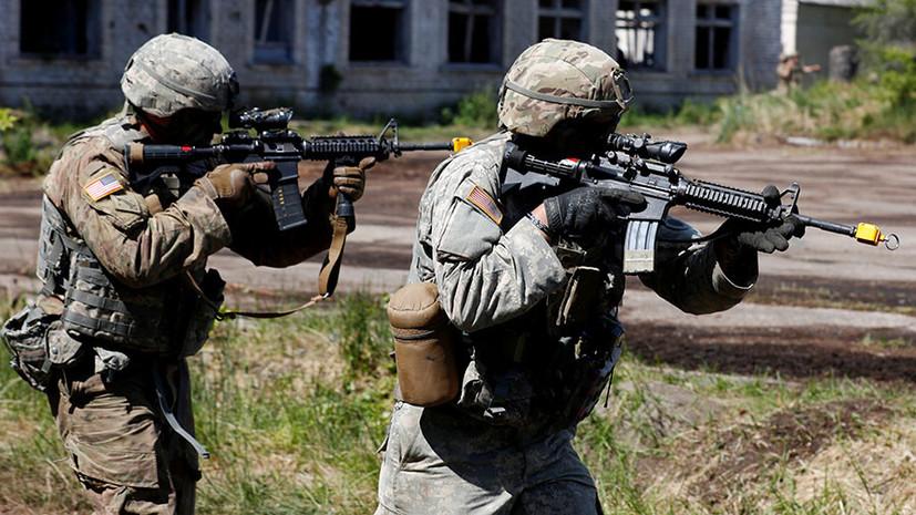 В ВМС США заявили, что посылают России сигнал проведением учений НАТО у берегов Норвегии