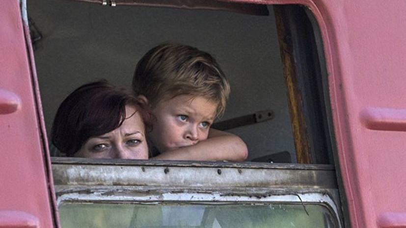Путин поручил властям Ростовской области оказать содействие беженцам из Донбасса