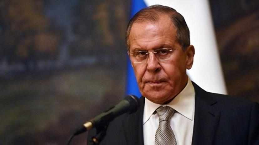 Лавров провёл телефонный разговор с канцлером Австрии