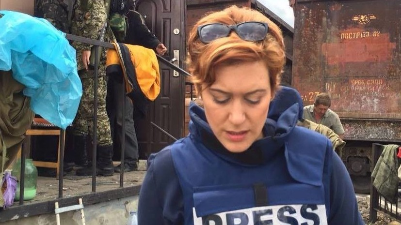 Генсек Международной федерации журналистов возмущён запретом на въезд на Украину Поле Слиер