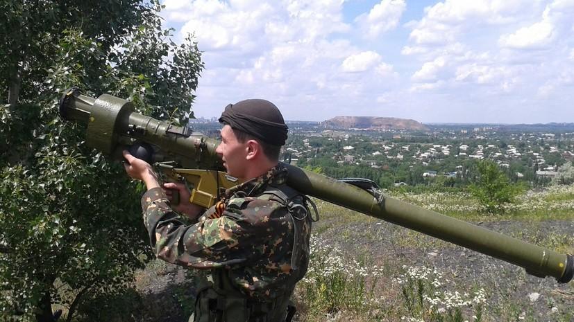 RT публикует интервью с бойцом батальона Захара Прилепина Александром Писаревским,