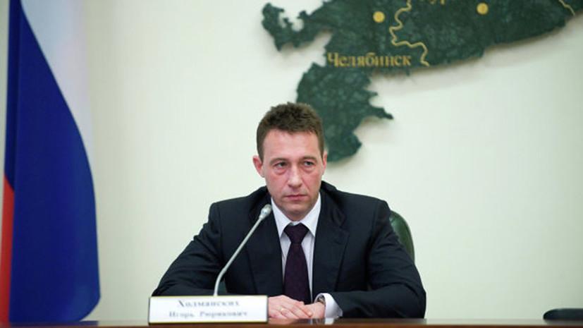 Путин уволил полпредов в Уральском и Северо-Кавказском федеральных округах