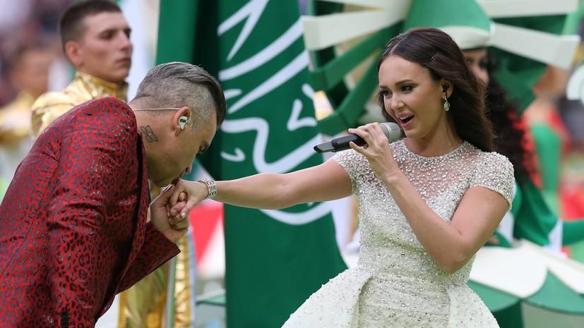 Гарифуллина рассказала, кого, кроме сборной России, поддерживает на ЧМ-2018