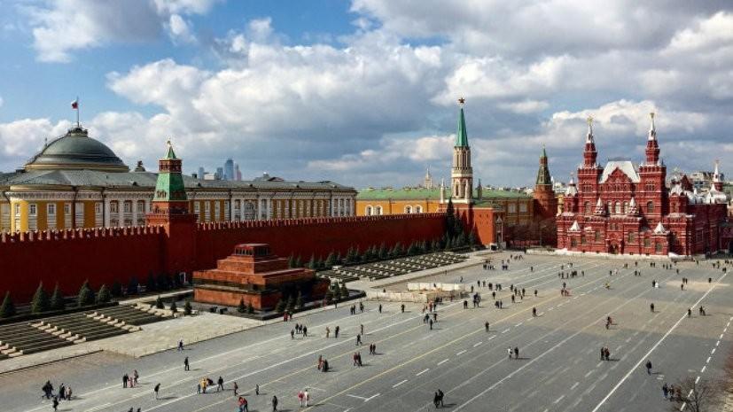 Мавзолей Ленина закроют для посещений с 28 июня