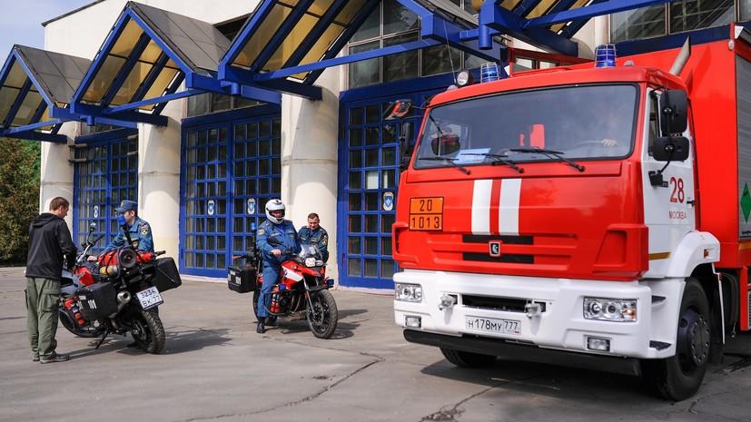 МЧС предупредило о сохранении пожарной опасности в Крыму