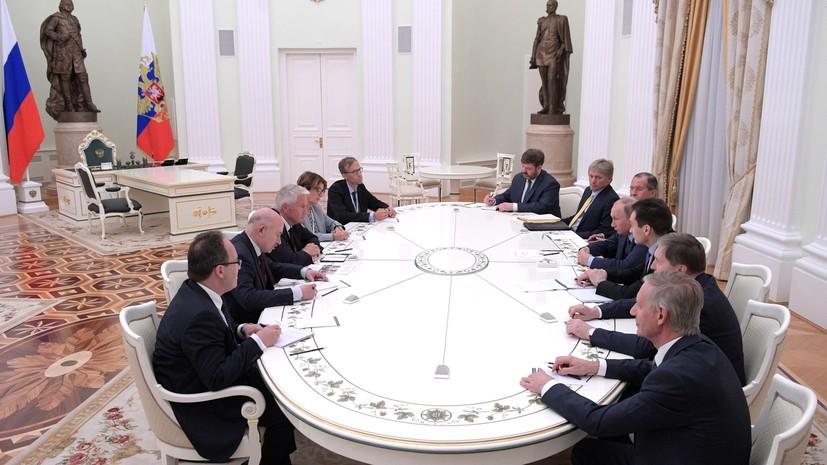 Генсек Совета Европы рассказал о переговорах с Путиным