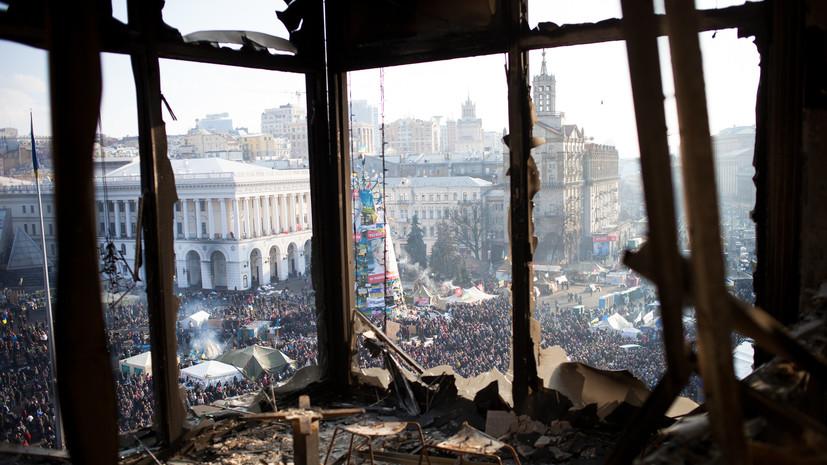 На Украине может появиться свой Аугусто Пиночет, который возглавит вооружённое