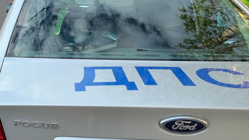 В Красноярском крае в ДТП с двумя автобусами пострадали 10 человек