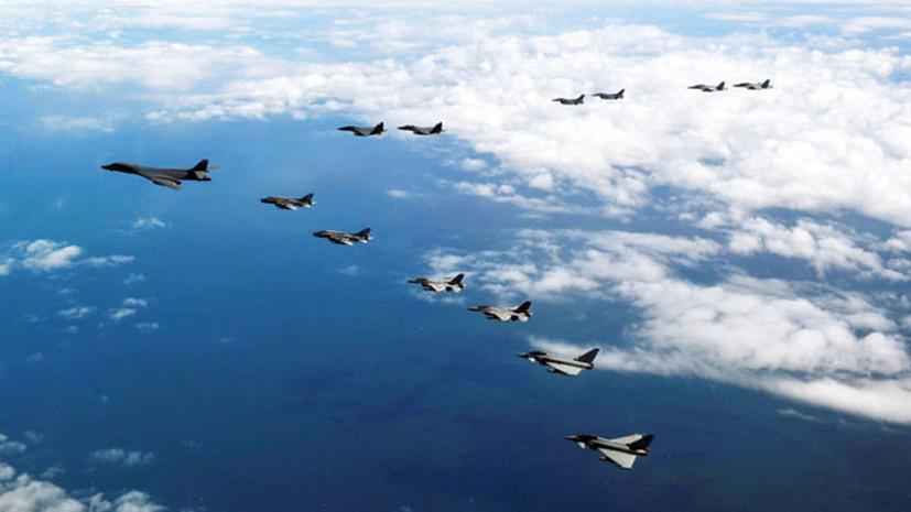 «Отсутствие единой и понятной стратегии»: почему в НАТО заговорили о потере господства в воздухе и в космосе