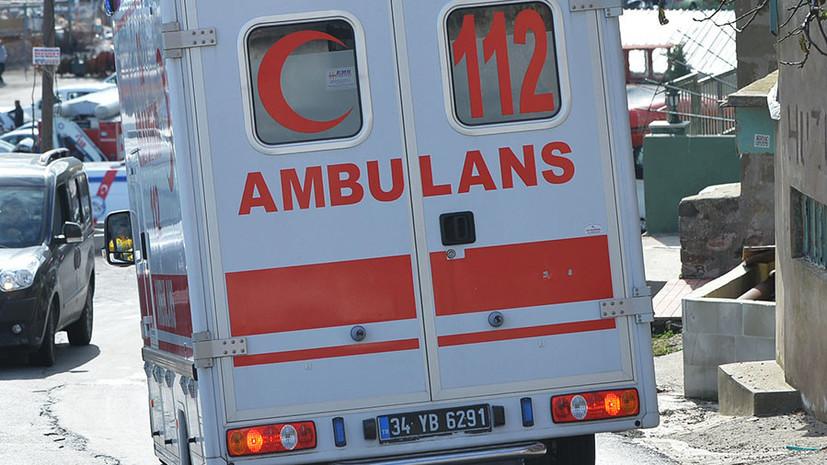 При крушении учебного самолёта в Турции погиб пилот