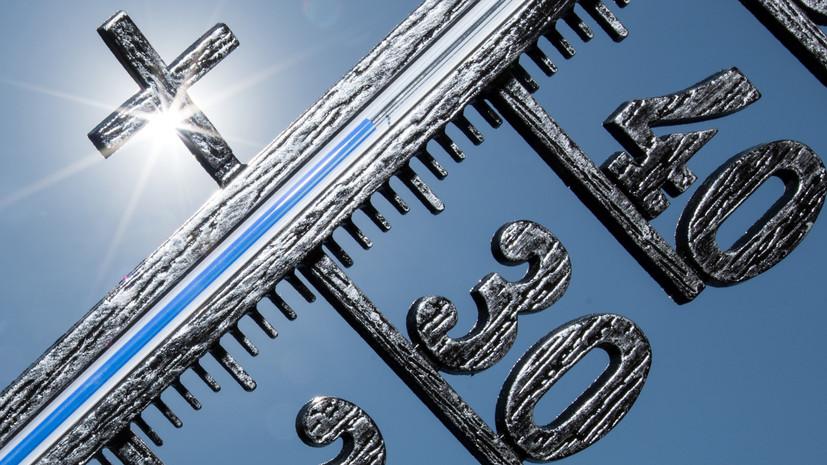 В МЧС предупредили об аномально жаркой погоде в Оренбургской области