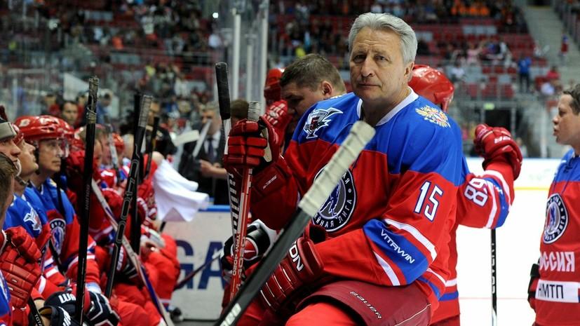 Буре считает введение Якушева в Зал хоккейной славы признанием заслуг легенды мирового спорта