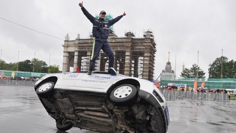Около 100 тысяч человек примут участие в праздновании Дня московского транспорта