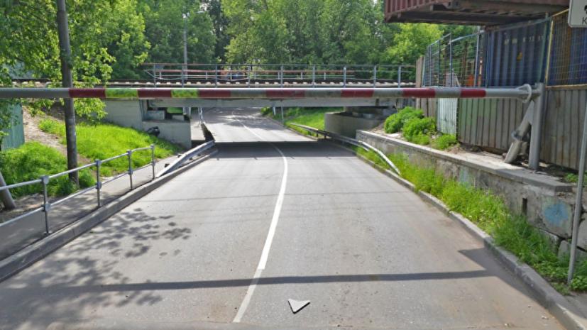 В Москве появился «мост глупости»