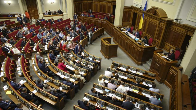 Депутат Рады заявил о предложении ЕС создать лагеря беженцев на Украине