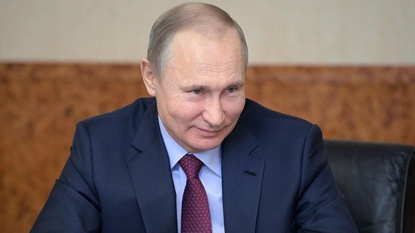 Путин пообещал поделиться опытом с США в организации ЧМ по футболу