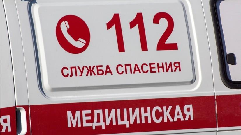 В Тамбовской области в ДТП с грузовиком пострадали девять человек