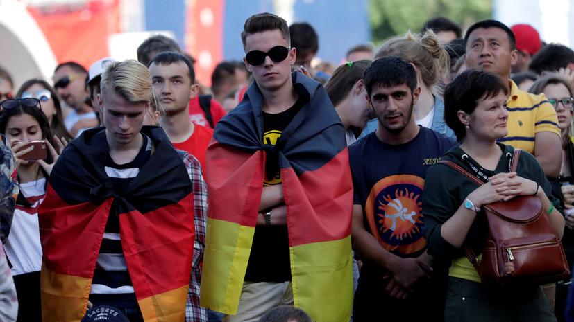 Лёв высказался о невыходе сборной Германии в плей-офф ЧМ-2018