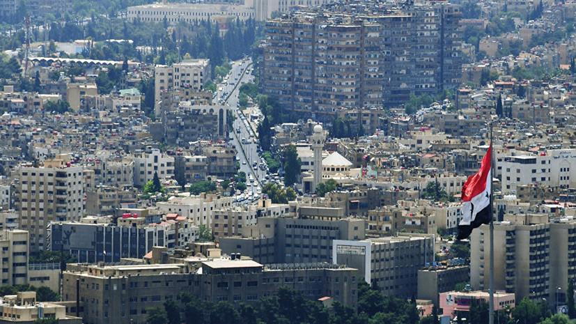 СМИ: На юге Сирии властям сдались около тысячи человек