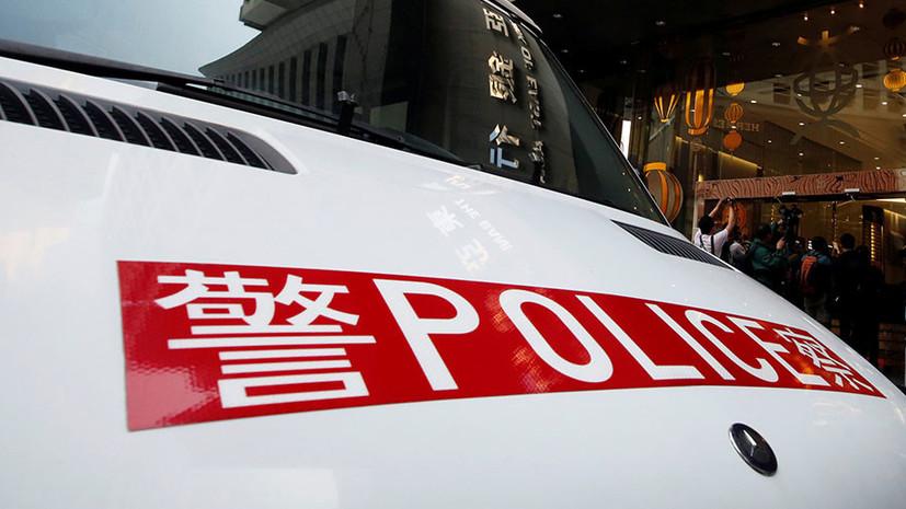 В результате вооружённого нападения в Китае погибли двое детей